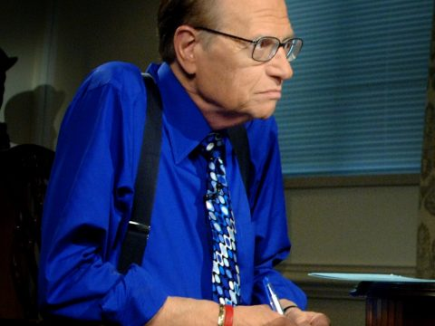 An image of Larry King