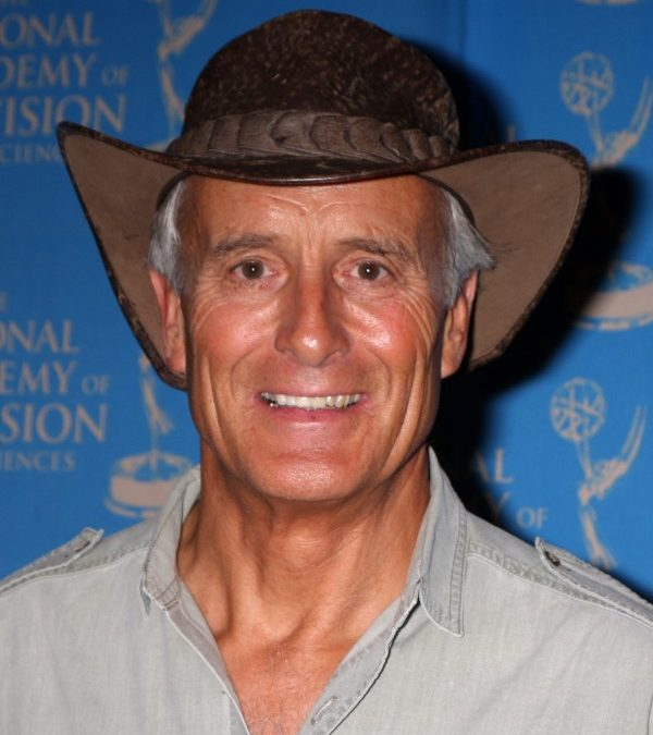 An image of zookeeper Jack Hanna